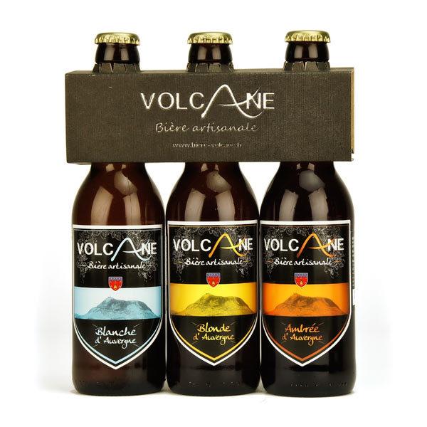 Bières VOLCANE