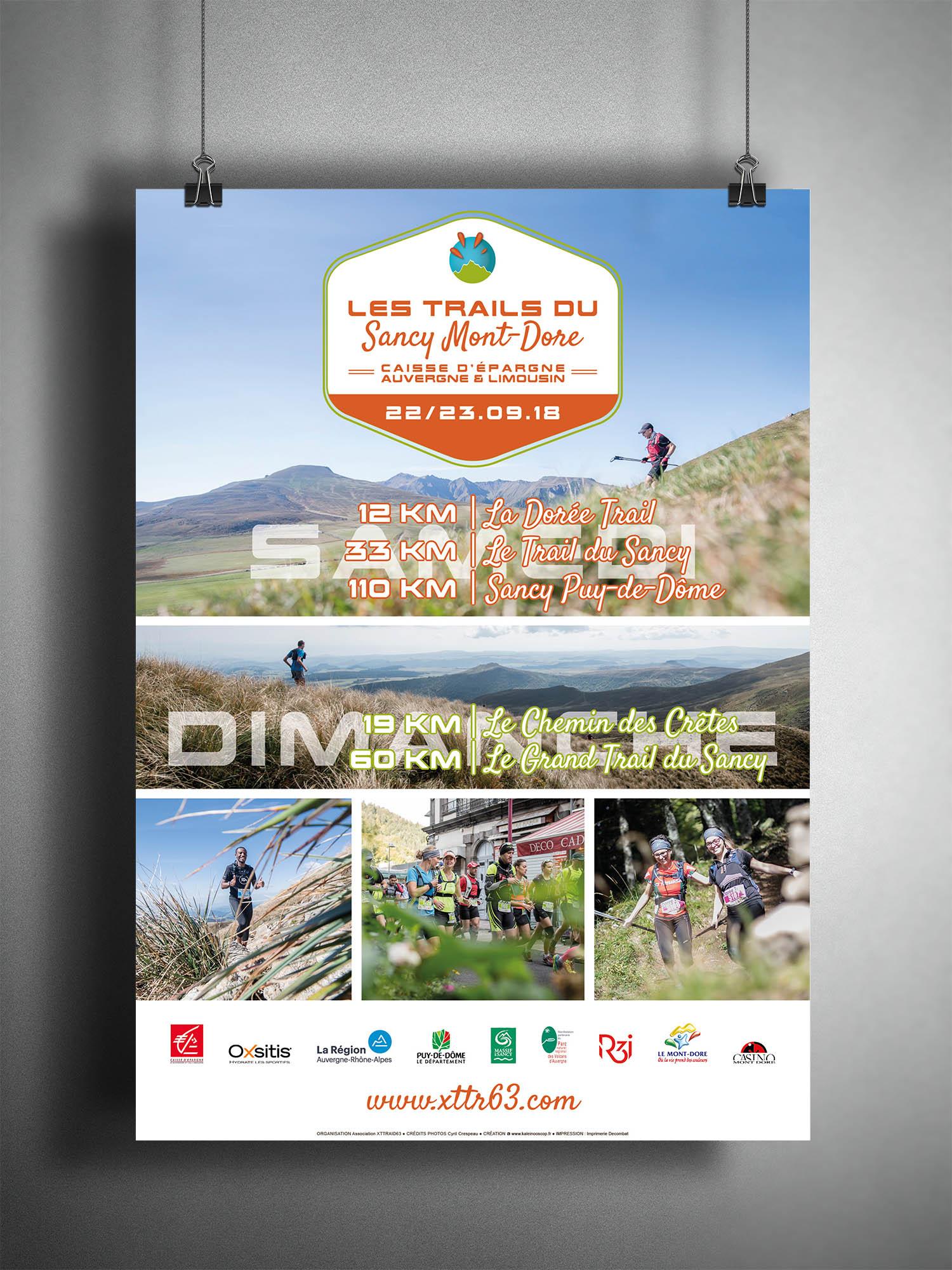 Les Trails du Sancy Mont-Dore
