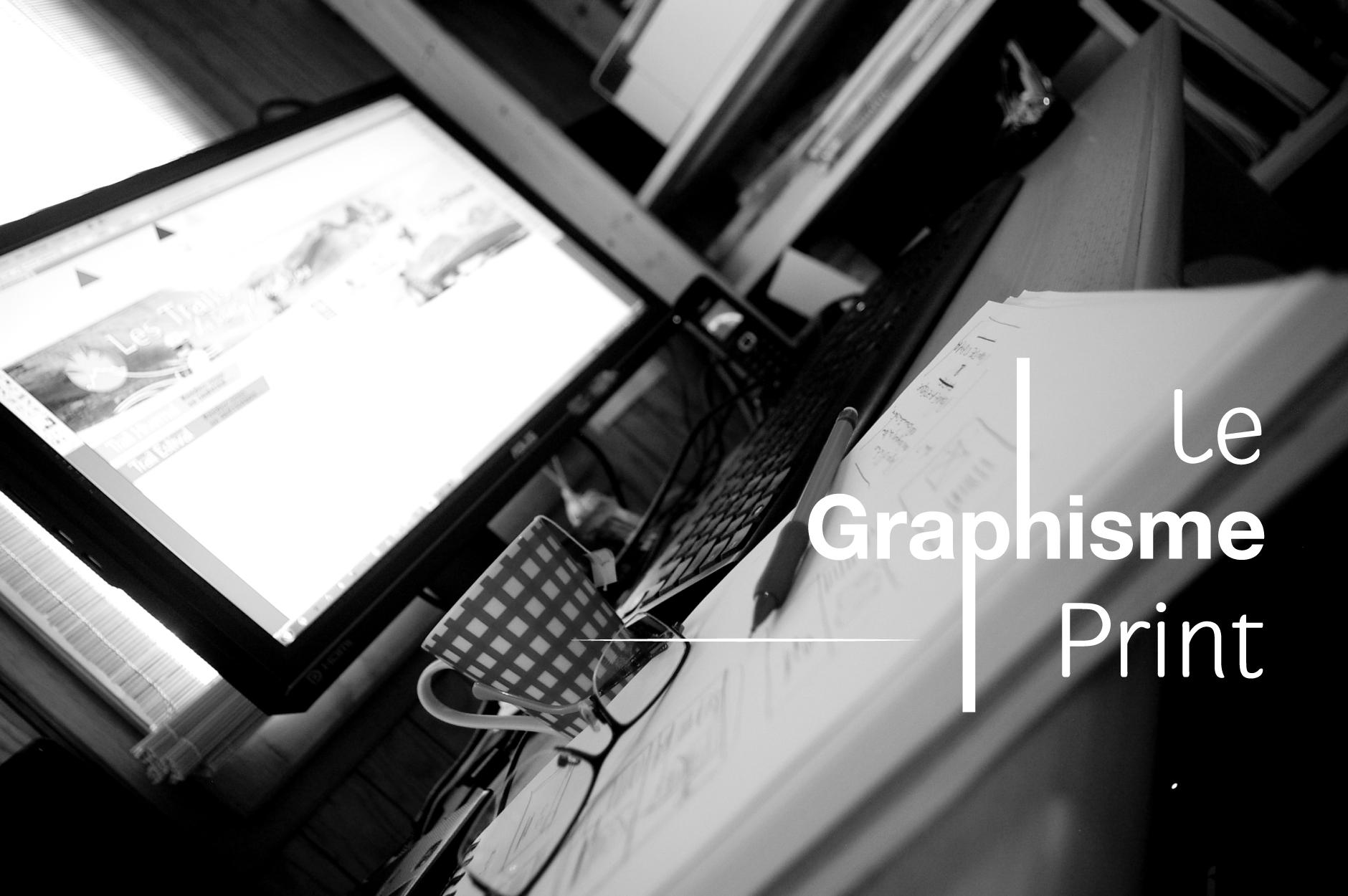 Qu'est-ce que le Graphisme print ?